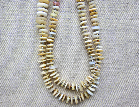 Vertebrae Necklace #1423